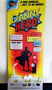 Danny Hero Banner