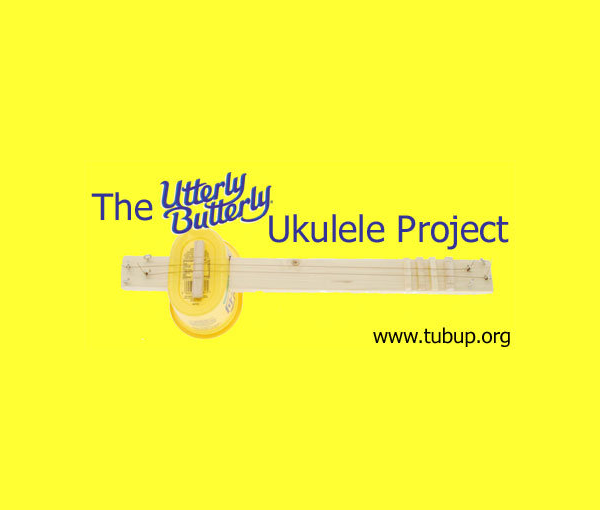 Make a TUB-Ukulele – FREE Family Workshop (Hazel Leys)