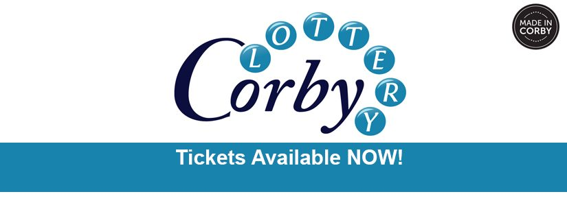 Support us with Corby Lottery!