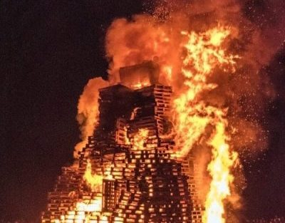 Corby Bonfire Night – 3rd November