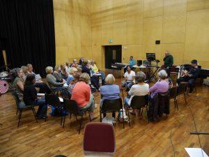 Outdoor Arts - Community Gathering