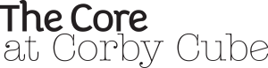 The Core at Corby Cube logo