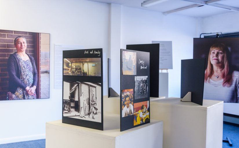 Corby Living Legends go on show at Rooftop Arts Centre