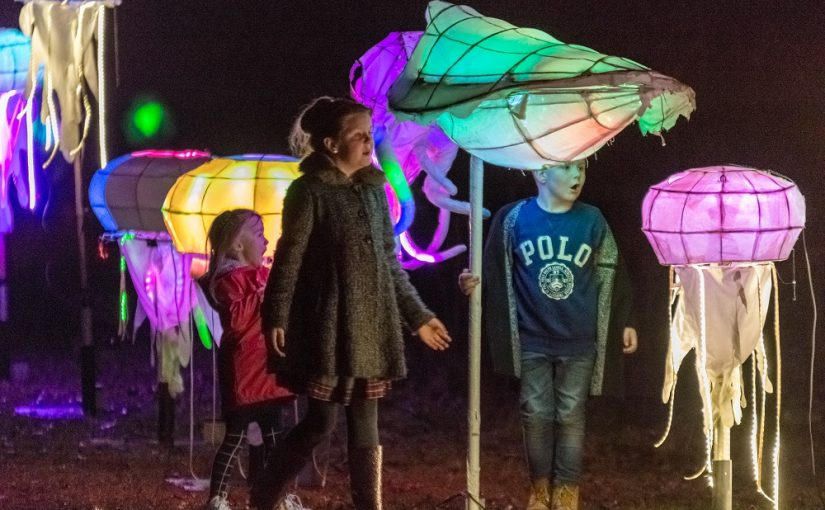 Grow Festival to illuminate Corby in 2020