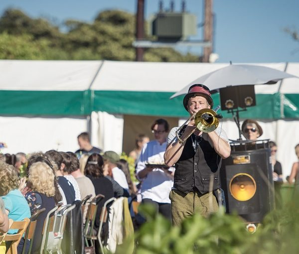 Chefs announced for Grow Festival 2019's Community Feast in Coronation Park