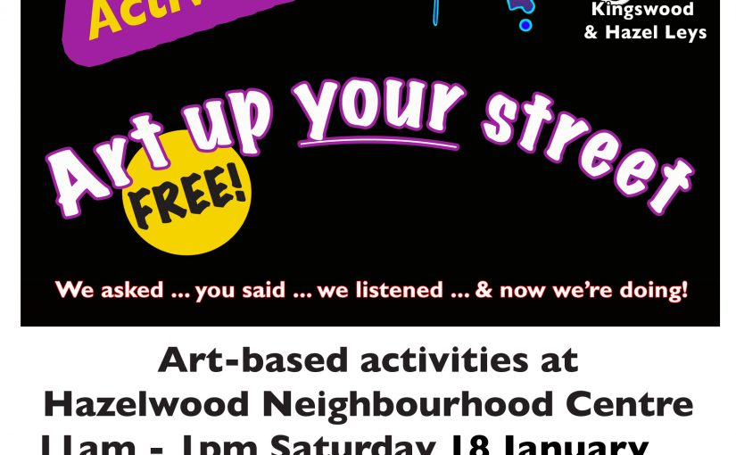Art Up Your Street