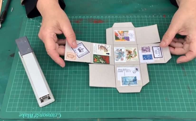 Story Cubes with Carole Miles