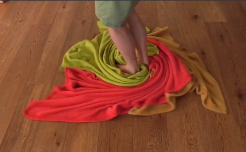 Blankets with Liz Clark