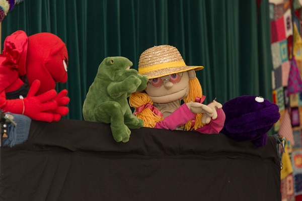 Free Puppetry course in Corby