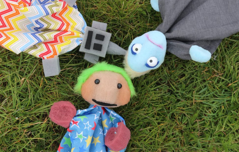 FREE online Puppetry course