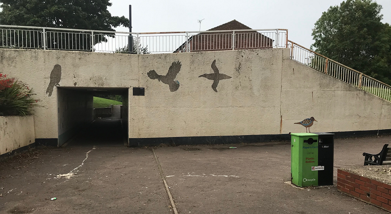 Hemmingwell Street Art Brief (now closed)