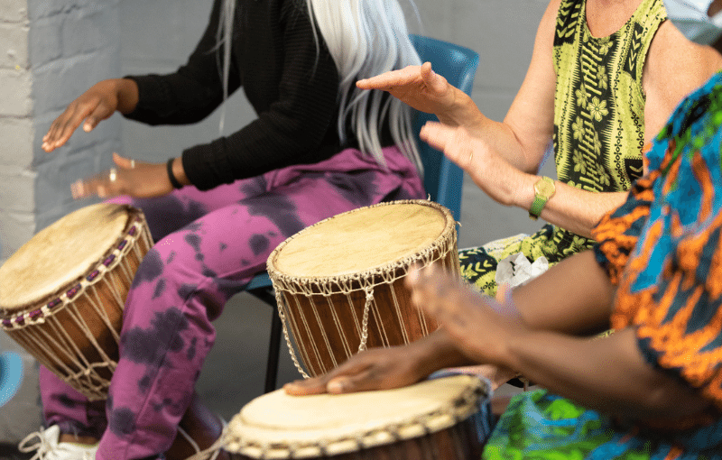 African Caribbean Culture and Wellbeing event